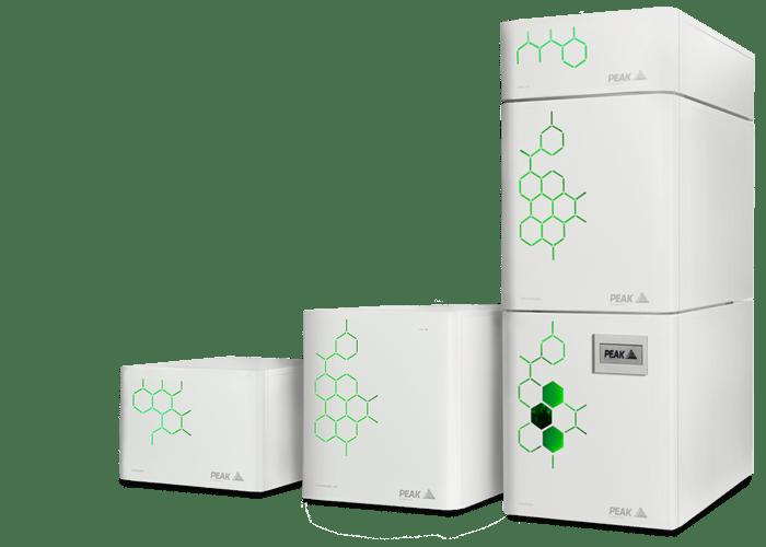 MSCi Sell PEAK Scientific gas generators