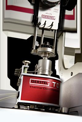 MSCi sælger Gerstel Termisk desorption Unit TDU